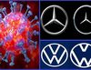COVID-19: Mercedes emulates Audi and VW by releasing a new logo to promote social distancing