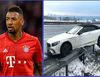 Jerome Boateng of Bayern Munich FC crashes ₦67.3million Mercedes-AMG S63 defying COVID-19 lockdown
