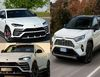 [Photos] Amazing auto tuning! Japanese body kit that turns a Toyota RAV4 into an expensive Lamborghini Urus SUV
