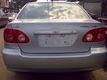 Foreign Used Toyota Corolla 2005 Model Silver for Sale -4