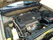 Foreign Used Nissan Almera 2005 Model Gold for Sale-4