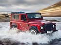 Land Rover releases Land Rover Defender V8 2018 on 70th anniversary