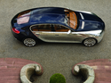 This is the Bugatti 16C Galibier, not a super car sent back from the future
