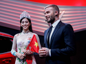 David Beckham uncovers first made-in-Vietnam cars at 2018 Paris Motor Show