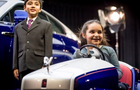 It's been a year since the smallest Rolls-Royce came out for children