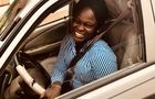 A Uber rider shares a heart-warming experience with the female driver