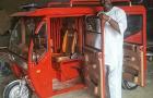 Nigerians produce more vehicles than you think, like these Keke NAPEP