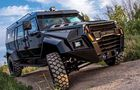 4 signs that clearly reveal an armored vehicle