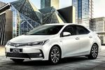 Toyota Corolla 2018 model: pictures, interior & more