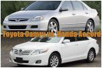 Toyota the Muscle (Camry 2007) vs. Honda Discussion Continues (Accord 2007)
