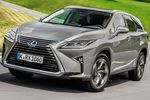 2019 Lexus RX 450hL review - Less is more