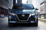 2020 Nissan Altima - A strong contender in the mid-sized sedan category