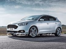 Rendering: Forth-generation Ford Focus