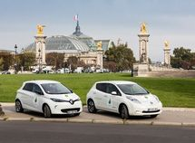 Renault-Nissan Alliance leads global auto sales for the 1st time