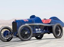 Vintage Peugeot race car sells for N2.7 billion