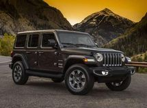 The Jeep Wrangler 2018 has been finally debuted at LA Auto Show 2017
