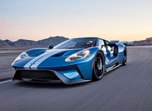 Ford sues John Cena for flipping his limited 2017 Ford GT supercar