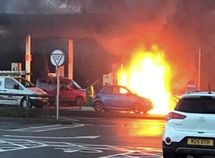 Smart ForTwo explodes after owner accidentally pours petrol down the air intake
