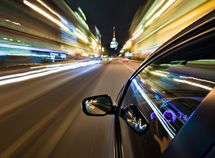Rules to remember when driving at high speed