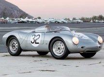 Vintage Porsche 550A Spyder 1958 sold for N1.9 billion