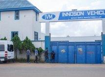 How do Nigerians make Innoson cars?