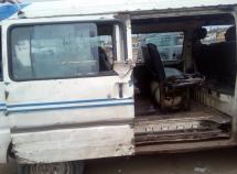 Lagos Danfo buses now run on gas instead of petrol