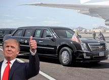 Top superior state cars of world leaders
