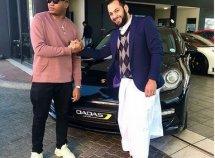 Davido's producer Kiddominant spends N45 Million on his new Porsche Panamera