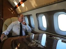 Inside N180b aircraft – Putin's 2nd home with spacious gym and golden furniture