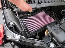 5 most common problems from a clogged air filter