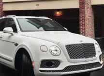 Davido's video on Instagram reveals price of his new Bentley Bentayga 2018