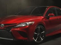 Toyota Nigeria reveals the 8th-gen Toyota Camry 2019 with great updates