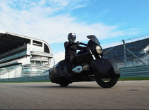 What to know about the convoy motorcycle that will join Putin's motorcade