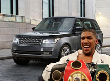 What's inside the stolen N72m personalized Range Rover of Anthony Joshua?