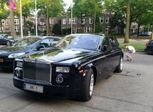 """This N239m """"RR1"""" number plate costs more than a Rolls-Royce Phantom"""