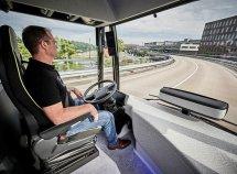 Mercedes-Benz launches autonomous self-driving bus