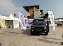 [Photos] NADDC brings in made-in-Nigeria vehicles at 2018 Lagos International Trade Fair