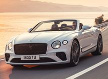 Bentley finally unleashes its 2019 continental GT Convertible