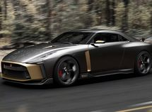 50 ₦411 million Nissan GT-R50 Hypercar limited edition to be sold for Nissan's Golden Anniversary