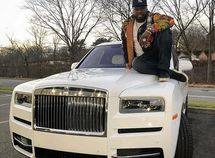 50 Cents bought himself ₦161m Rolls Royce as Christmas gift