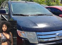 Emerging Nollywood actress Bukky Olatunji makes acquisition of a Ford Edge