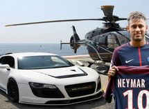 Neymar house and cars: how he earns and spends his money