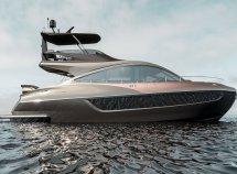 Lexus to build luxury yacht - the Lexus LY 650!!