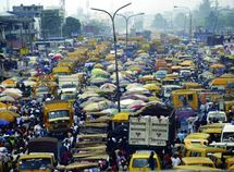 9 cities with the worst traffic congestion over the world. Lagos didn't make the list
