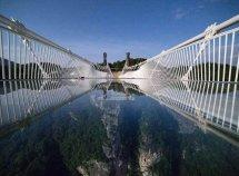 Most scary glass bridges - China glass bridge is just insane!