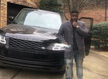 Davido's brother Adewale Adeleke acquires Range Rover 2019