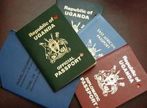 Top 10 less powerful African Countries' Passports