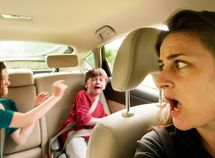 How to have exciting and safe holiday road trip with children