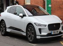 Car of the Year: Electric Jaguar wins in Europe