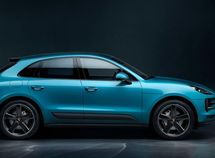 Check out the next-gen all-electric Macan SUV by Porsche